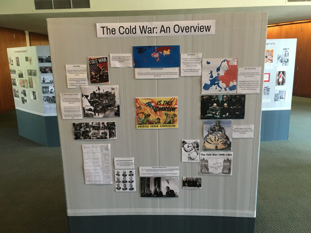 Panel about the Cold War