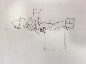 A still life drawing (1)